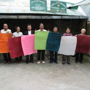 Handmade Recycled Tibetan Paper Workshop