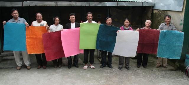 Handmade Recycled Tibetan Paper Workshop